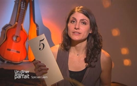 D&eacute;couvrez le menu de Laura